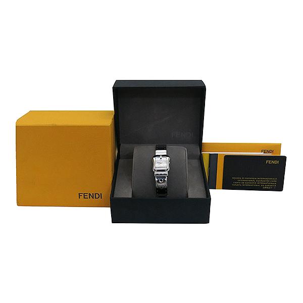 Fendi(펜디) 3800L B-FEND 인덱스 풀 다이아셋팅 스틸 여성용 시계 [부산센텀본점]