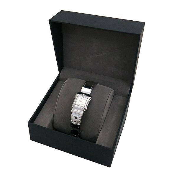 Fendi(펜디) 3800L B-FEND 인덱스 풀 다이아셋팅 스틸 여성용 시계 [부산센텀본점] 이미지2 - 고이비토 중고명품