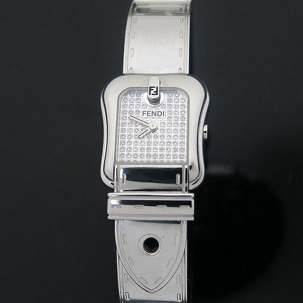 Fendi(펜디) 3800L B-FEND 인덱스 풀 다이아셋팅 스틸 여성용 시계 [부산센텀본점] 이미지3 - 고이비토 중고명품