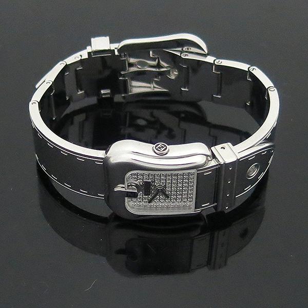 Fendi(펜디) 3800L B-FEND 인덱스 풀 다이아셋팅 스틸 여성용 시계 [부산센텀본점] 이미지4 - 고이비토 중고명품