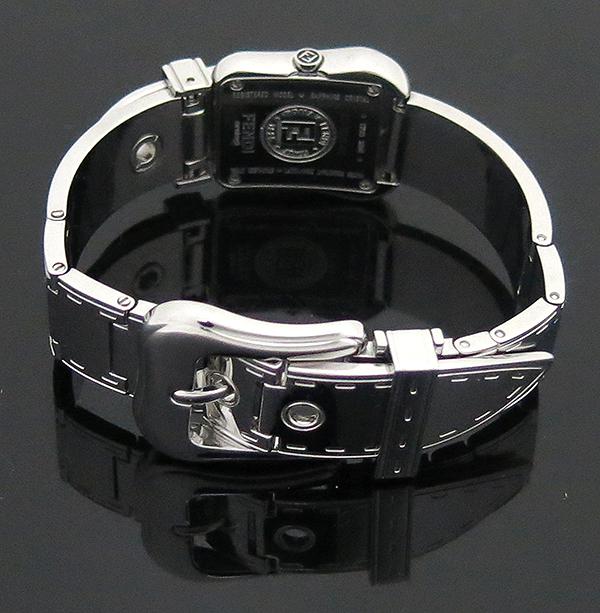 Fendi(펜디) 3800L B-FEND 인덱스 풀 다이아셋팅 스틸 여성용 시계 [부산센텀본점] 이미지5 - 고이비토 중고명품