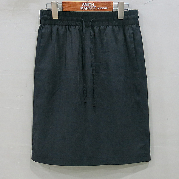 DKNY(도나카란) 블랙 견 혼방 여성용 스커트 [부산센텀본점]