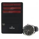 Omega(오메가) 231.13.49.10.06.001 SEMASTER(씨마스터 )AQUA TERRA(아쿠아테라) 레더 밴드 남성용 XXL 오토매틱 시계 [인천점]