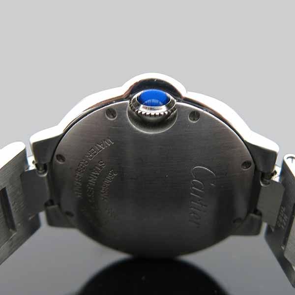 Cartier(까르띠에) W6920084 발롱블루 드 까르띠에 스틸 쿼츠 33MM 여성용 시계 [인천점] 이미지5 - 고이비토 중고명품