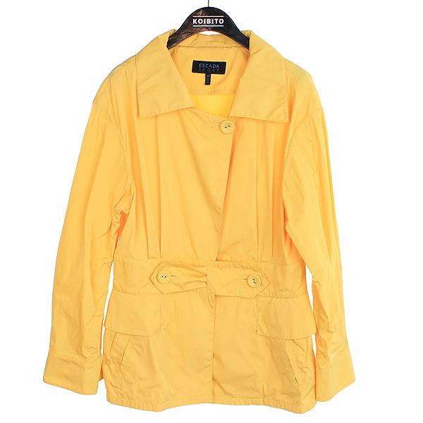 Escada(에스까다) 옐로우 컬러 여성용 코트 [강남본점]