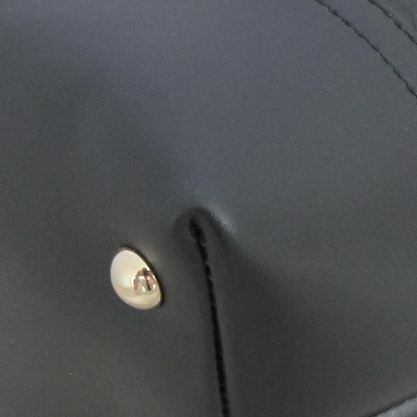 Gucci(구찌) 282327 GG 로고 블랙 시마 레더 술장식 토트백 [동대문점] 이미지5 - 고이비토 중고명품