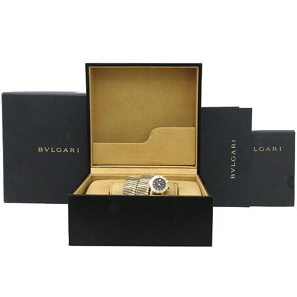 Bvlgari(불가리) BB191TY 18K(750) 금통 투보가스 시계