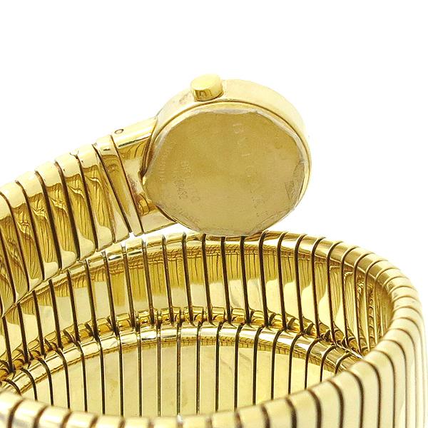 Bvlgari(불가리) BB191TY 18K(750) 금통 투보가스 시계 [강남본점] 이미지5 - 고이비토 중고명품