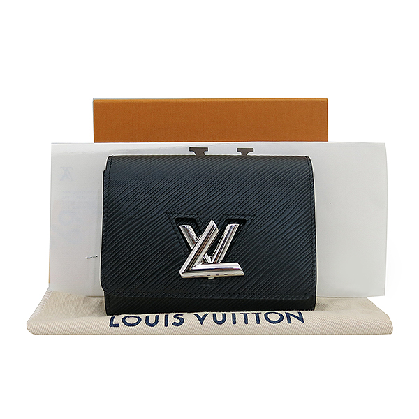 Louis Vuitton(루이비통) M64414 에삐 레더 트위스트 컴팩트 월릿 반지갑 [부산센텀본점]