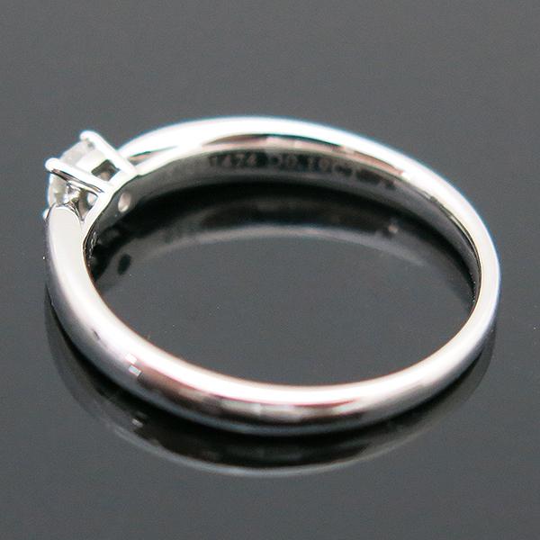 Tiffany(티파니) PT950(플래티늄) 하모니 0.19ct 다이아몬드(I컬러 VVS2) 웨딩 반지 - 12호 [부산센텀본점] 이미지5 - 고이비토 중고명품
