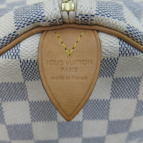 Louis Vuitton(루이비통) N41369 다미에 아주르 캔버스 스피디 35 토트백 [부산센텀본점] 이미지4 - 고이비토 중고명품
