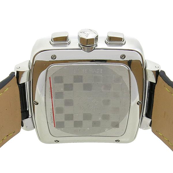 Louis Vuitton(루이비통) Q212G SPEEDY 스피디 크로노그래프 오토매틱 블랙 악어 가죽밴드 남성용시계 [대구동성로점] 이미지4 - 고이비토 중고명품