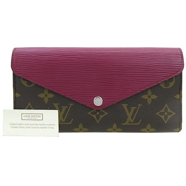 Louis Vuitton(루이비통) M60498 모노그램 에삐 마리루 컴팩트 월릿 장지갑 [강남본점]