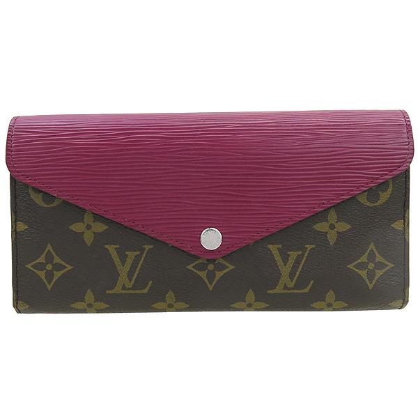Louis Vuitton(루이비통) M60498 모노그램 에삐 마리루 컴팩트 월릿 장지갑 [강남본점] 이미지2 - 고이비토 중고명품