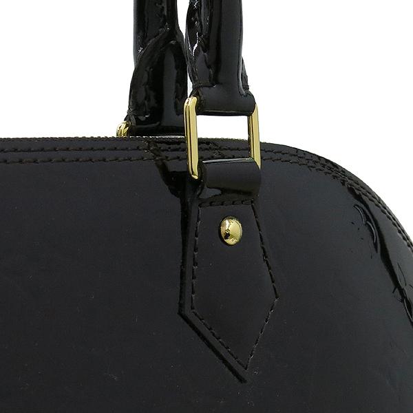 Louis Vuitton(루이비통) M93595 모노그램 베르니 아마랑뜨 알마 GM 토트백 [대구반월당본점] 이미지4 - 고이비토 중고명품