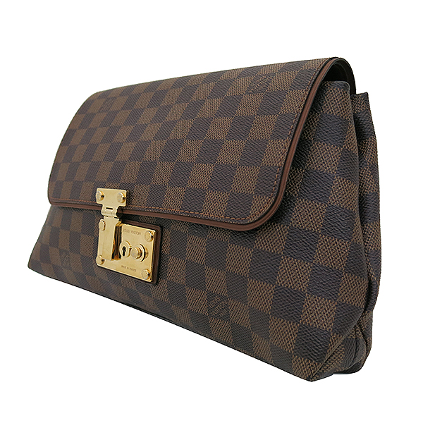 Louis Vuitton(루이비통) N41278 다미에 에벤 캔버스 포쉐트 에스콧 클러치백 [부산센텀본점] 이미지3 - 고이비토 중고명품
