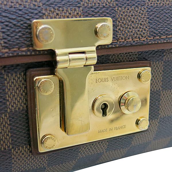 Louis Vuitton(루이비통) N41278 다미에 에벤 캔버스 포쉐트 에스콧 클러치백 [부산센텀본점] 이미지4 - 고이비토 중고명품