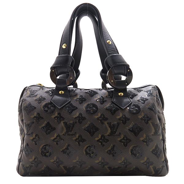 Louis Vuitton(루이비통) M40243 모노그램 캔버스 스팽글장식 ECLIPSE 이클립스 스피디 토트백 [인천점]