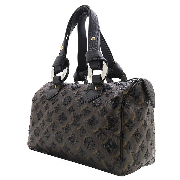 Louis Vuitton(루이비통) M40243 모노그램 캔버스 스팽글장식 ECLIPSE 이클립스 스피디 토트백 [인천점] 이미지2 - 고이비토 중고명품