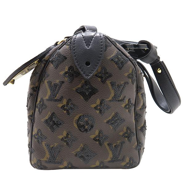 Louis Vuitton(루이비통) M40243 모노그램 캔버스 스팽글장식 ECLIPSE 이클립스 스피디 토트백 [인천점] 이미지3 - 고이비토 중고명품