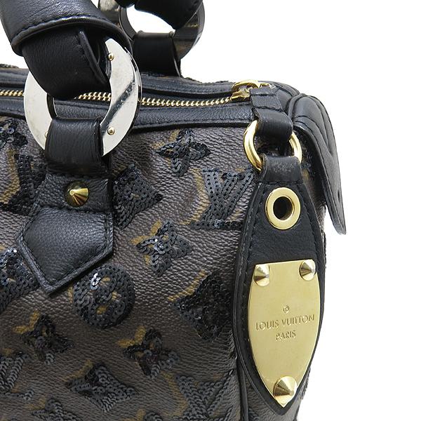 Louis Vuitton(루이비통) M40243 모노그램 캔버스 스팽글장식 ECLIPSE 이클립스 스피디 토트백 [인천점] 이미지4 - 고이비토 중고명품