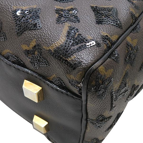 Louis Vuitton(루이비통) M40243 모노그램 캔버스 스팽글장식 ECLIPSE 이클립스 스피디 토트백 [인천점] 이미지5 - 고이비토 중고명품