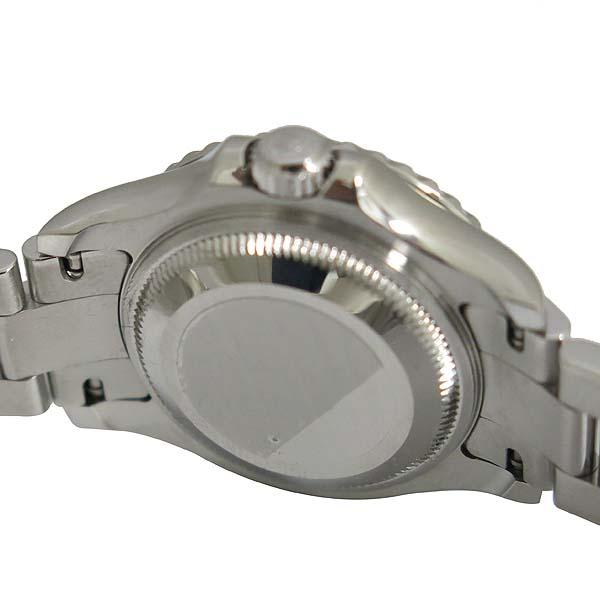 Rolex(로렉스) 169622 YACHT-MASTER(요트마스터) 플래티늄 다이얼 스틸 여성용 시계 [동대문점] 이미지5 - 고이비토 중고명품