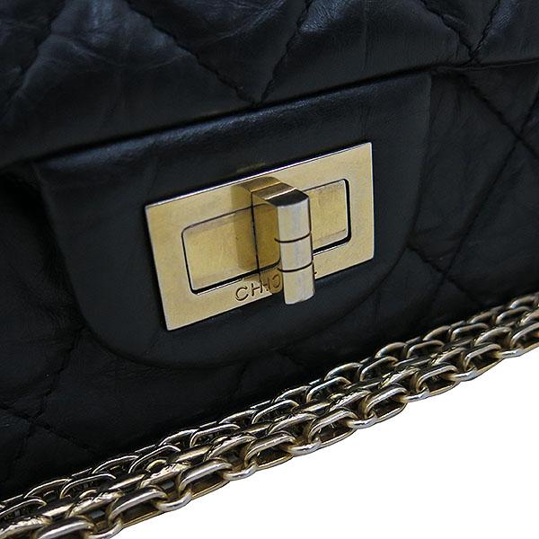Chanel(샤넬) A37590Y04634 2.55 빈티지 L(점보) 사이즈 금장 체인 숄더백  [대전본점] 이미지4 - 고이비토 중고명품