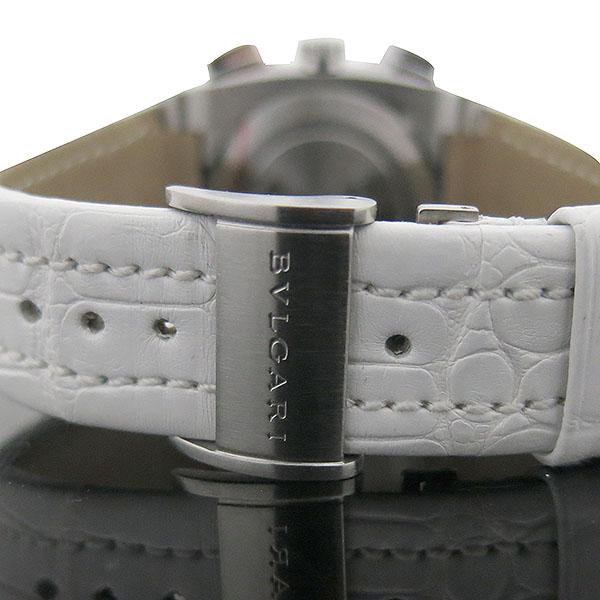Bvlgari(불가리) EG35SCH ERGON(에르곤) 21포인트 다이아 자개판 오토매틱 크로노그래프 스틸[부산센텀본점] 이미지5 - 고이비토 중고명품