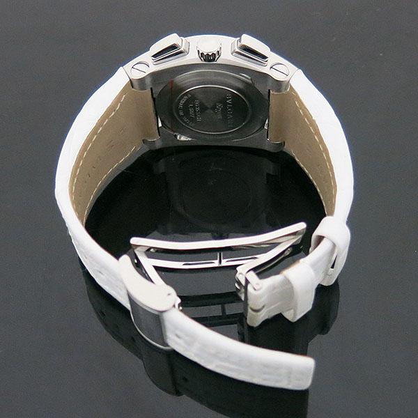 Bvlgari(불가리) EG35SCH ERGON(에르곤) 21포인트 다이아 자개판 오토매틱 크로노그래프 스틸[부산센텀본점] 이미지6 - 고이비토 중고명품