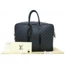 Louis Vuitton(루이비통) N41123 다미에 그라피트 포르테 다큐먼트 보야지 GM 토트백 [대구반월당본점]