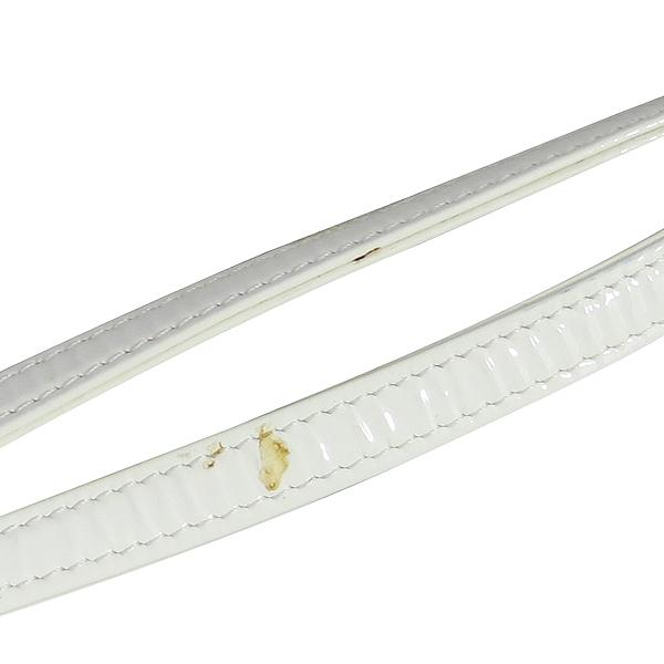 Swarovski(스와로브스키) 리본 장식 퍼 크로스백 [동대문점]
