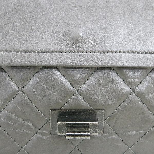 Chanel(샤넬) A37590 2.55 빈티지 라지(L) 사이즈 메탈 체인 숄더백 [부산센텀본점] 이미지6 - 고이비토 중고명품