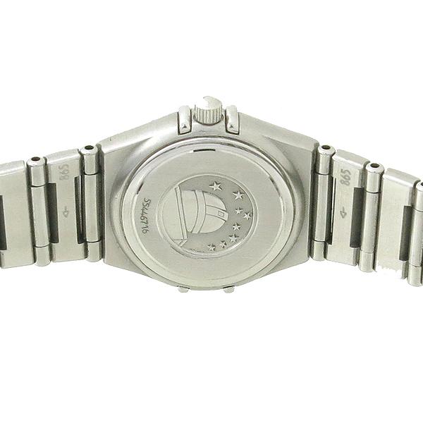 Omega(오메가) CONSTELLATION(컨스틸레이션) 스틸 여성용 시계 [강남본점] 이미지4 - 고이비토 중고명품