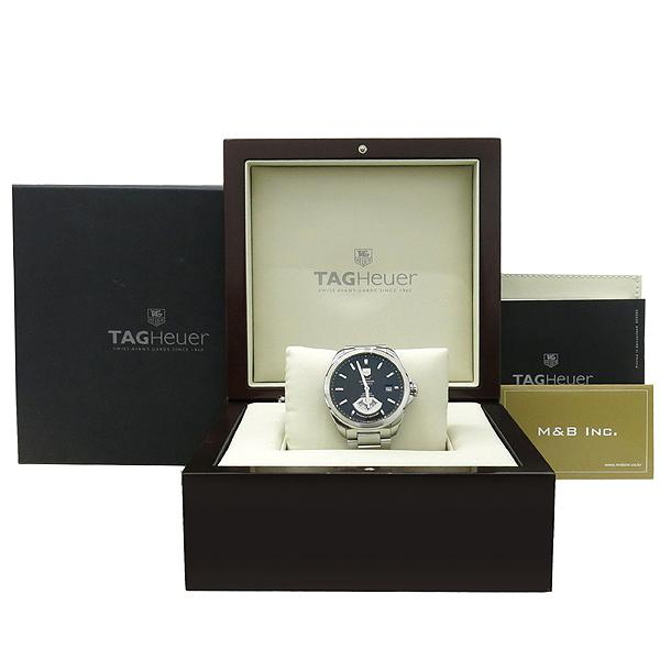 Tag Heuer(태그호이어) WAV511C BA0900 GARND CARRERA (그랜드 카레라) 오토매틱 스틸 남성용 시계 [대구동성로점]