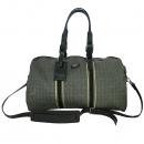 Ferragamo(페라가모) 24 8122 간치니 로고 장식 PVC 여행용 가방+숄더스트랩 [동대문점]
