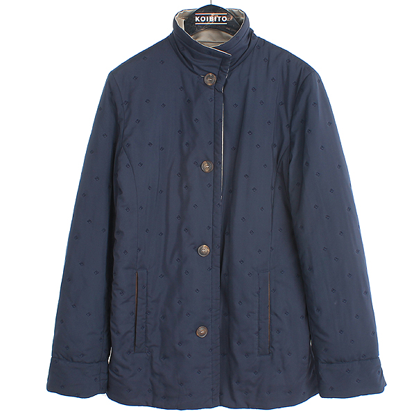 LORO PIANA(로로피아나) 네이비 컬러 여성용 자켓 [강남본점]