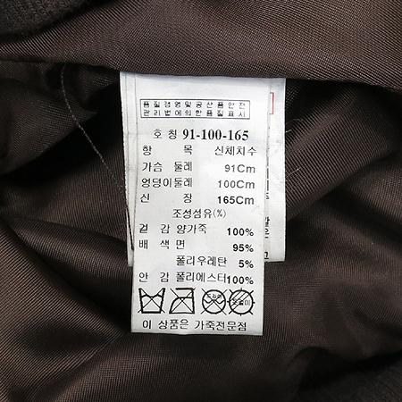SOLEZIA(에스쏠레지아) 브라운컬러 양가죽 자켓 [부산센텀본점] 이미지5 - 고이비토 중고명품