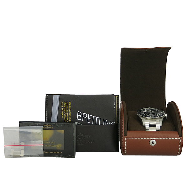 BREITLING(브라이틀링) A17392D7 BD68 SuperOceanⅡ(슈퍼오션Ⅱ) 44mm 오토메틱 스틸 남성용 시계 [동대문점]