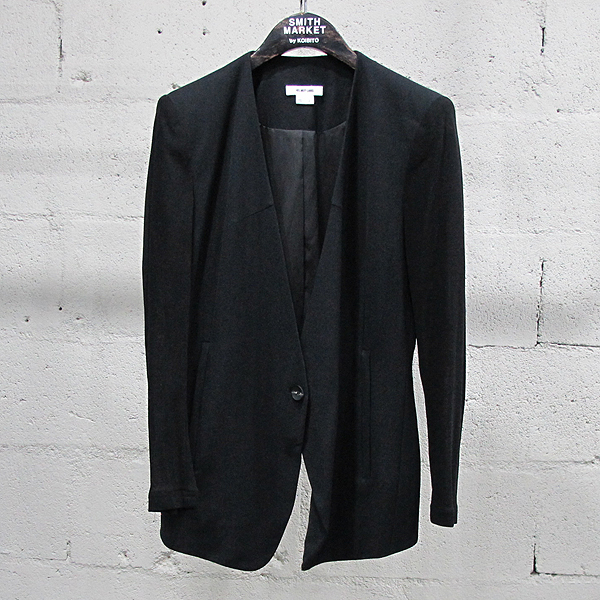 helmutlang(헬무트랭) 네이비 블랙 배색 여성용 자켓 [동대문점]