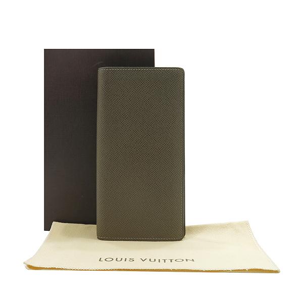 Louis Vuitton(루이비통) M32807 타이가 OURAL 브라짜 월릿 장지갑 [인천점]