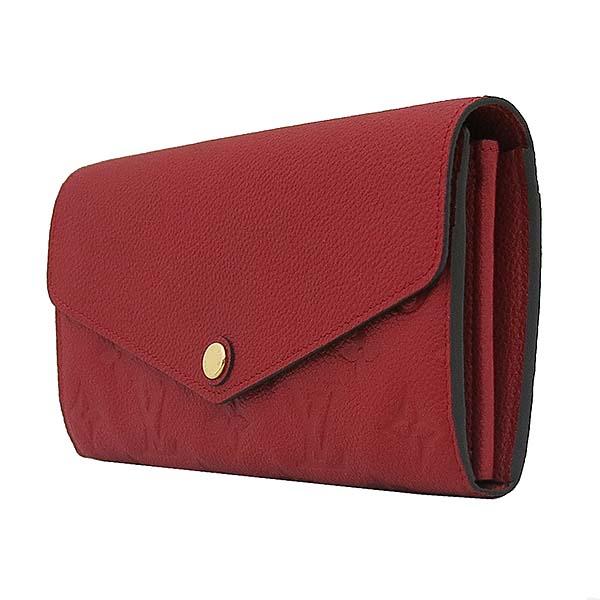 Louis Vuitton(루이비통) M61181 모노그램 앙프랭뜨 사라 월릿 장지갑 [부산센텀본점]