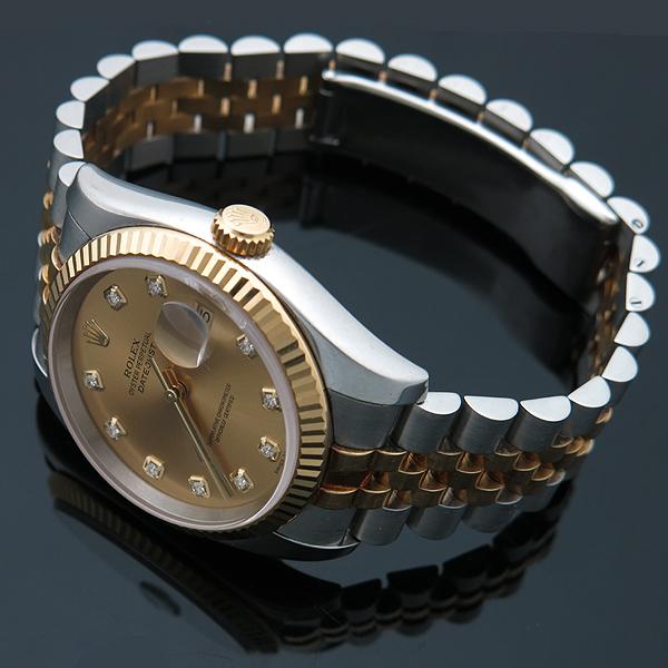 Rolex(로렉스) 116233 DATEJUST(데이저스트) 18K콤비 10포인트 다이아 남성용시계 [인천점]