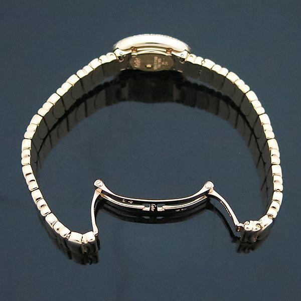 Cartier(까르띠에) WB5094D8 Baignoire(베누아) 18K 금통 애프터다이아세팅 여성용 시계 [부산센텀본점] 이미지4 - 고이비토 중고명품
