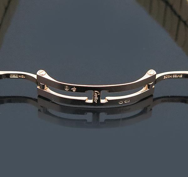 Cartier(까르띠에) WB5094D8 Baignoire(베누아) 18K 금통 애프터다이아세팅 여성용 시계 [부산센텀본점] 이미지5 - 고이비토 중고명품