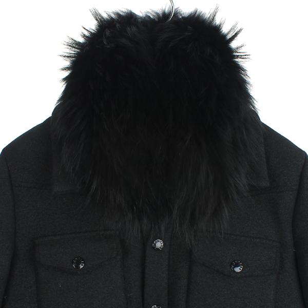 MONCLER(몽클레어) RINDOU 블랙 컬러 여성용 패딩 자켓 [강남본점] 이미지2 - 고이비토 중고명품