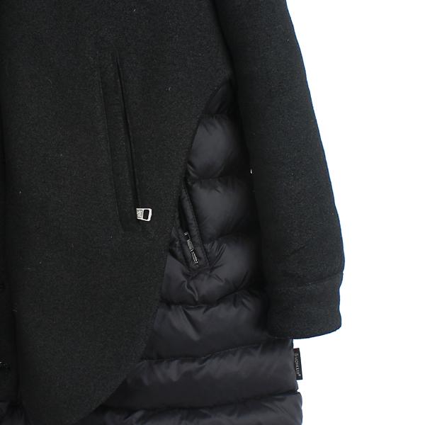 MONCLER(몽클레어) RINDOU 블랙 컬러 여성용 패딩 자켓 [강남본점] 이미지3 - 고이비토 중고명품