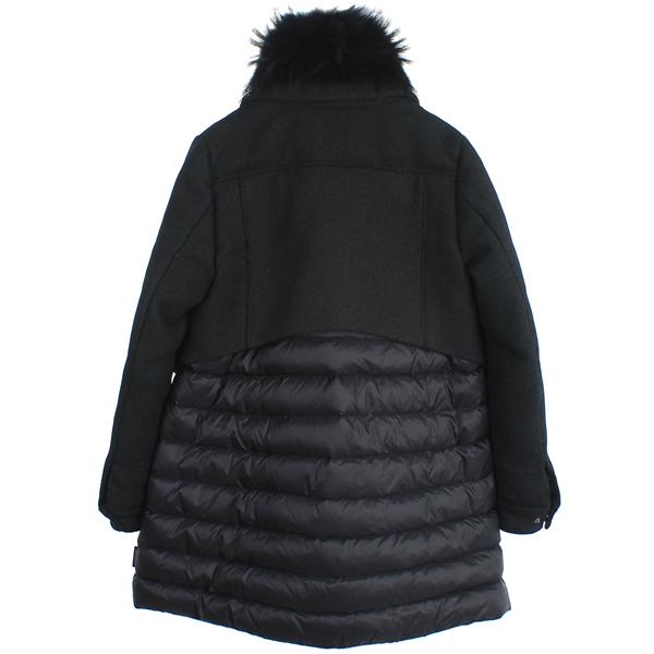 MONCLER(몽클레어) RINDOU 블랙 컬러 여성용 패딩 자켓 [강남본점] 이미지4 - 고이비토 중고명품