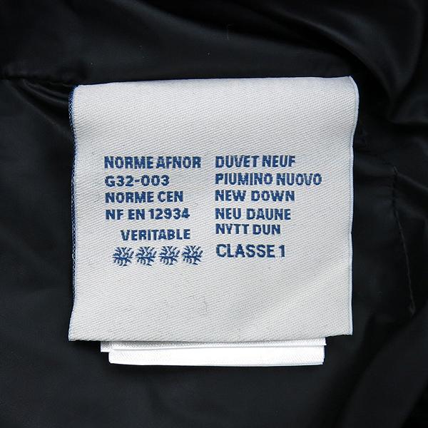 MONCLER(몽클레어) RINDOU 블랙 컬러 여성용 패딩 자켓 [강남본점] 이미지6 - 고이비토 중고명품