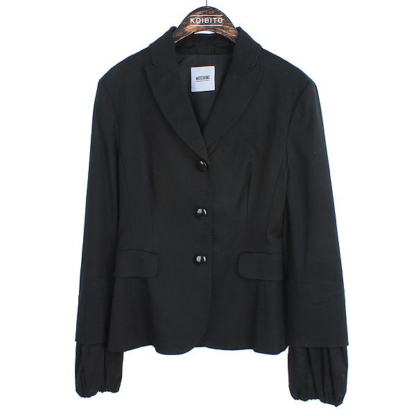Moschino(모스키노) 블랙 컬러 여성용 자켓 [강남본점]